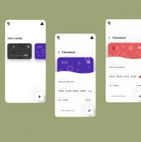 Приложение / Интерфейс (Дизайн - Figma)