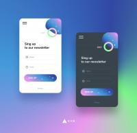 Мобильное приложение / Интерфейс (Дизайн - Figma)