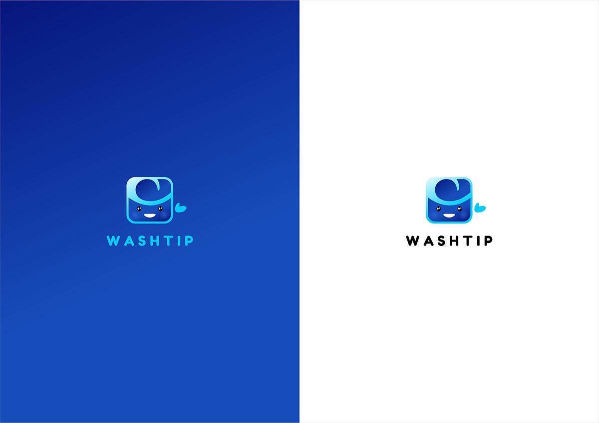 Разработка логотипа для онлайн-сервиса химчистки фото f_7725c0d771b93b11.jpg