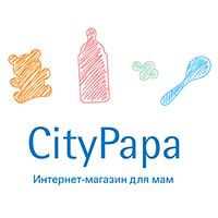 CityPapa | Интернет-магазин детских товаров | Логотип