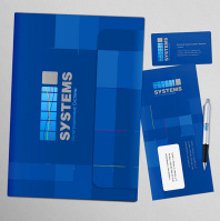 """I-systems"" - логотип и фирменный стиль"