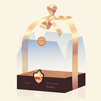 Дизайн-концепт подарочной упаковки для конфет