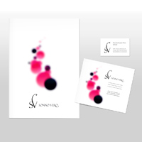 """""""Sonno Vero"""" постельное белье - логотип и фирменный стиль"""