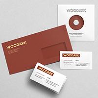 """""""Wodark"""" - логотип и фирменный стиль"""