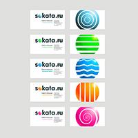 """""""Sokato"""" - логотип и комплект визиток"""