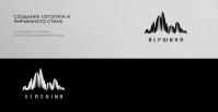 """""""Вершина"""" логотип"""