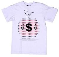 Принт на футболку яблочко одно