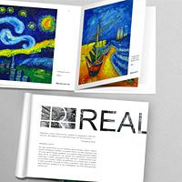 """Real Gallery"" - каталог картин"