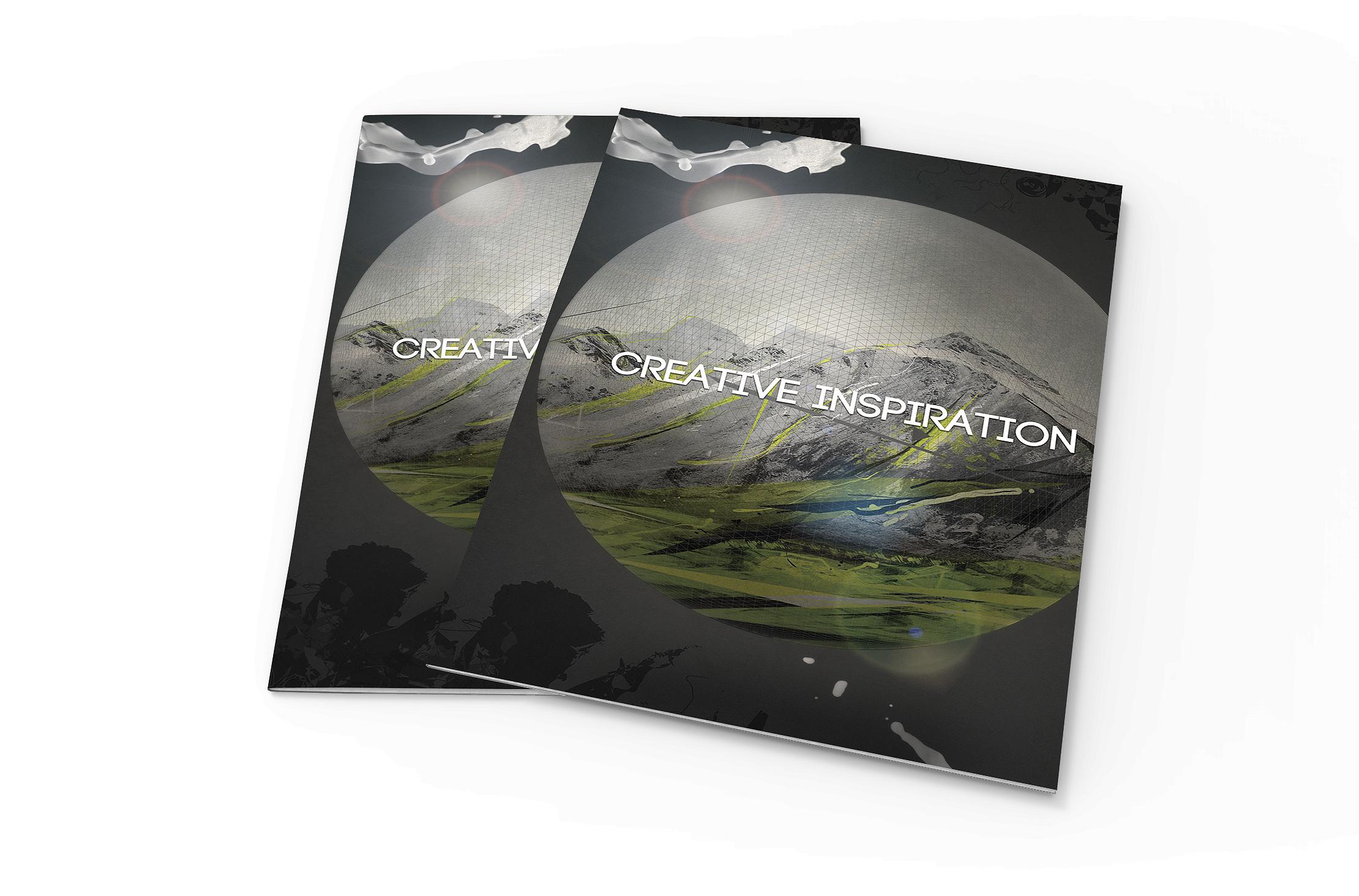 Обложка спецвыпуска «Creative Inspiration»