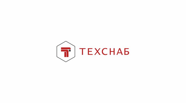 Разработка логотипа и фирм. стиля компании  ТЕХСНАБ фото f_0075b24201b054c0.png