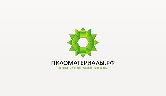 """Создание логотипа и фирменного стиля """"Пиломатериалы.РФ"""" фото f_01252f7ec6530d1b.png"""