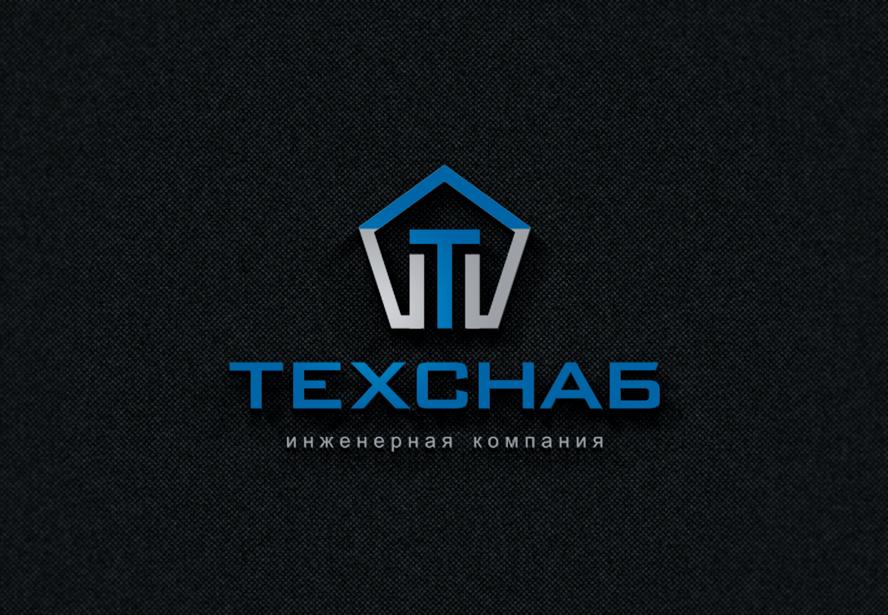 Разработка логотипа и фирм. стиля компании  ТЕХСНАБ фото f_0555b22d38407752.png
