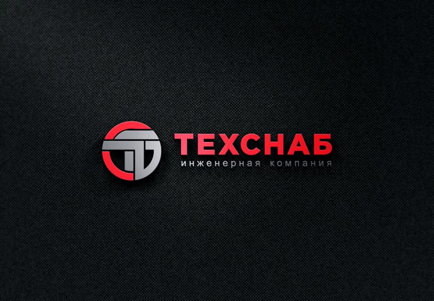 Разработка логотипа и фирм. стиля компании  ТЕХСНАБ фото f_1085b23ac1ab59ed.png