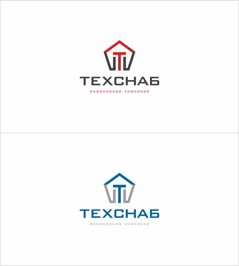 Разработка логотипа и фирм. стиля компании  ТЕХСНАБ фото f_1735b22d372169d3.png