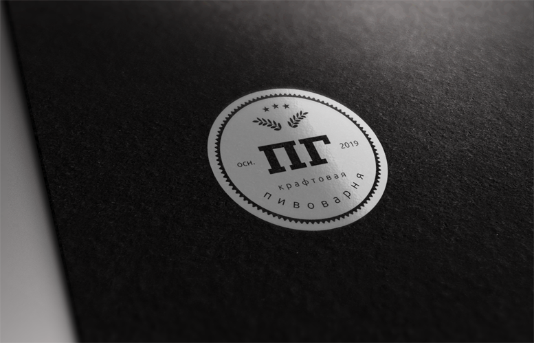 Логотип для Крафтовой Пивоварни фото f_3025cb4eb10dfb2f.png