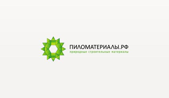 """Создание логотипа и фирменного стиля """"Пиломатериалы.РФ"""" фото f_43452f7ec69be571.png"""