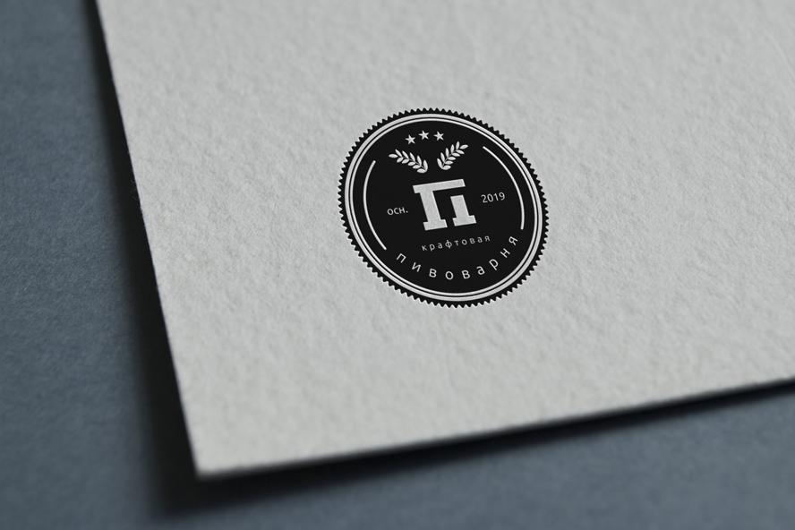 Логотип для Крафтовой Пивоварни фото f_4385cb4e9fc02abc.png