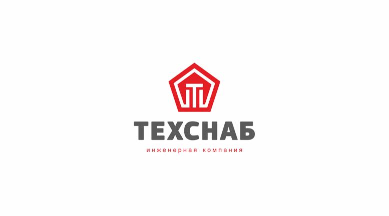 Разработка логотипа и фирм. стиля компании  ТЕХСНАБ фото f_5075b22d3785b427.png