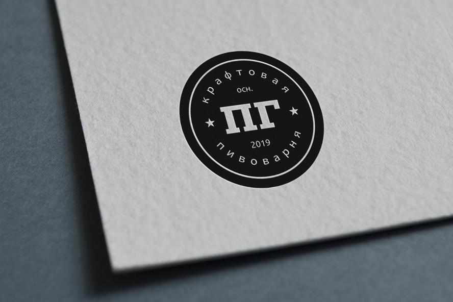 Логотип для Крафтовой Пивоварни фото f_7605cb4e9f45b7b6.png
