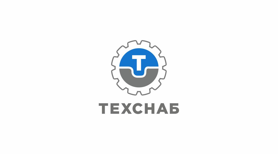 Разработка логотипа и фирм. стиля компании  ТЕХСНАБ фото f_8305b24202937b94.png