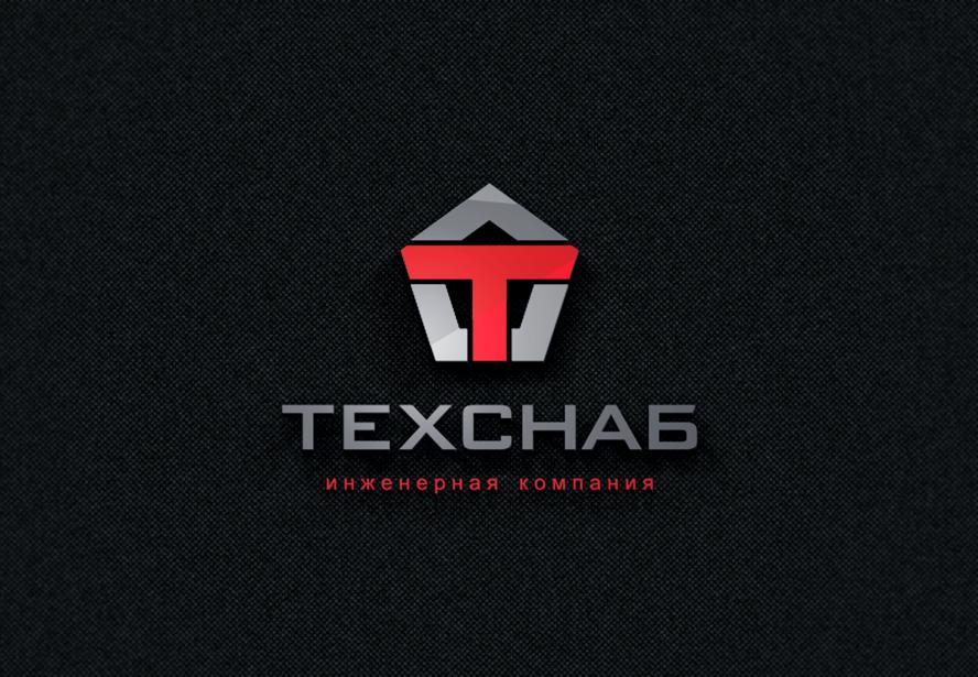 Разработка логотипа и фирм. стиля компании  ТЕХСНАБ фото f_8875b22d37f43633.png