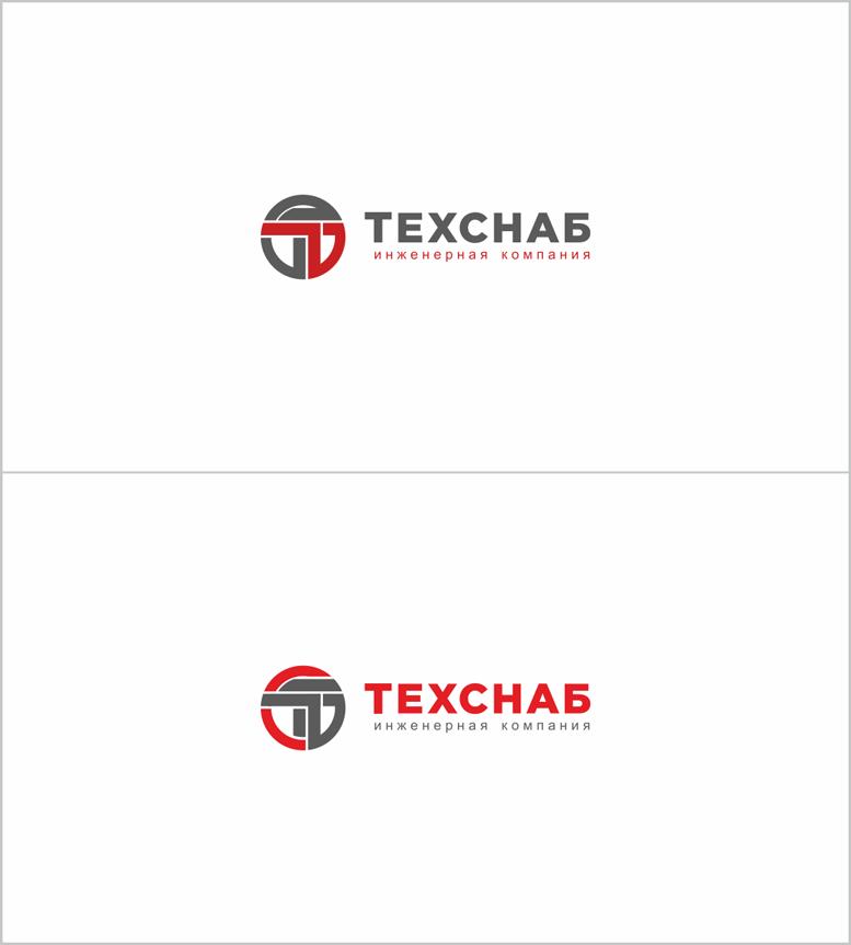 Разработка логотипа и фирм. стиля компании  ТЕХСНАБ фото f_8985b23abef4d8c0.png