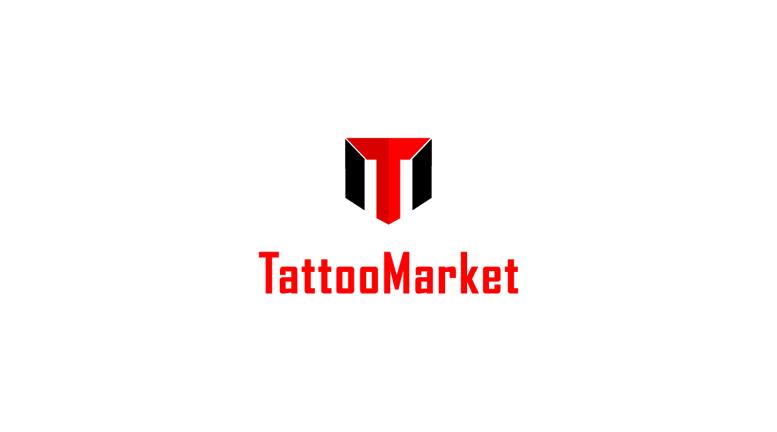 Редизайн логотипа магазина тату оборудования TattooMarket.ru фото f_9015c535280a3825.png
