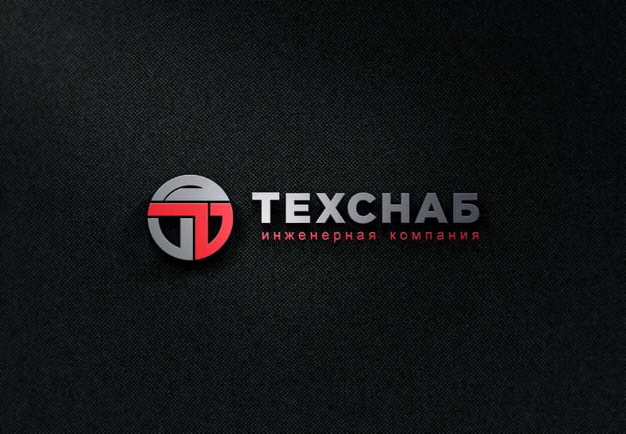 Разработка логотипа и фирм. стиля компании  ТЕХСНАБ фото f_9915b23ac0cec8ab.png