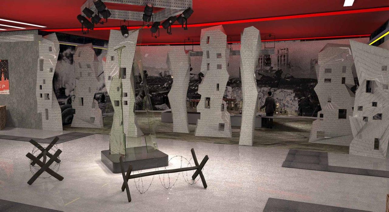 Послевоенный музей