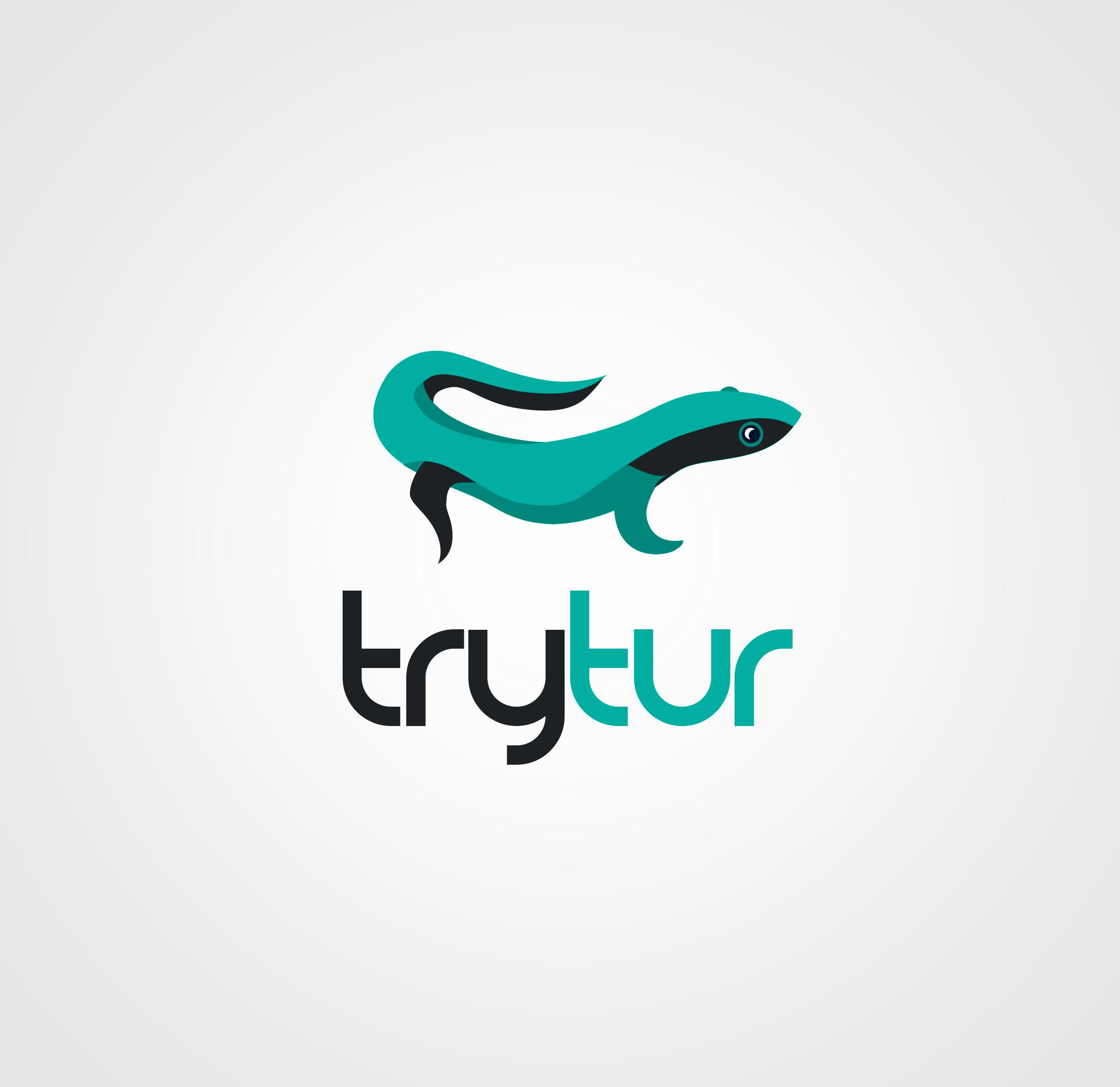 Логотип для Тур Агенства TryTur