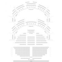 Схемы театральных залов