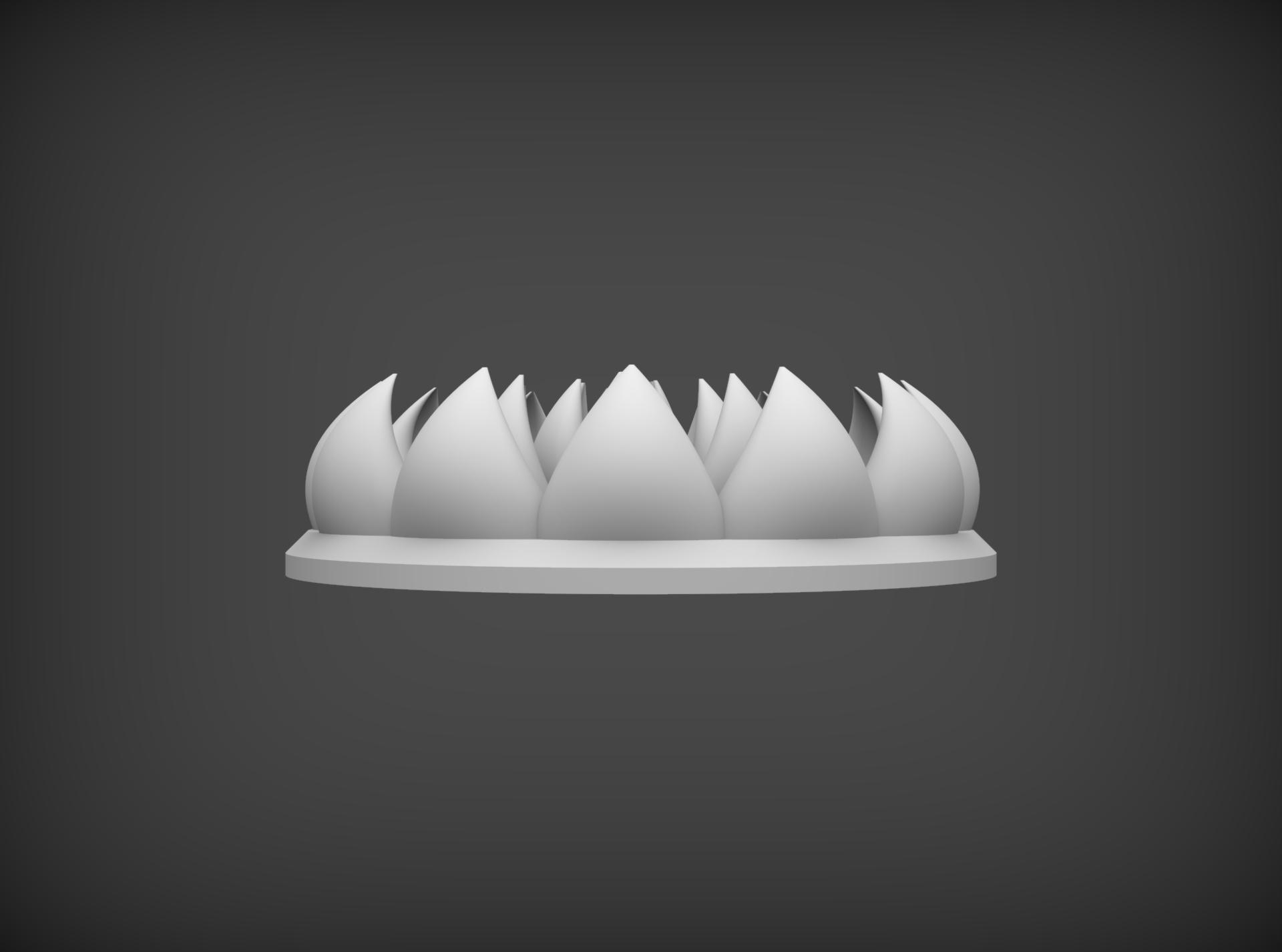 Сделать 3D модель массажного элемента формат STP/UG фото f_2555d2d9e53d033f.jpg