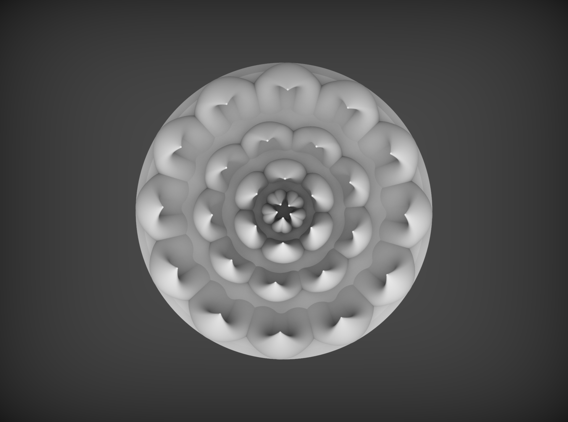 Сделать 3D модель массажного элемента формат STP/UG фото f_2585d2d9e6ae497a.jpg