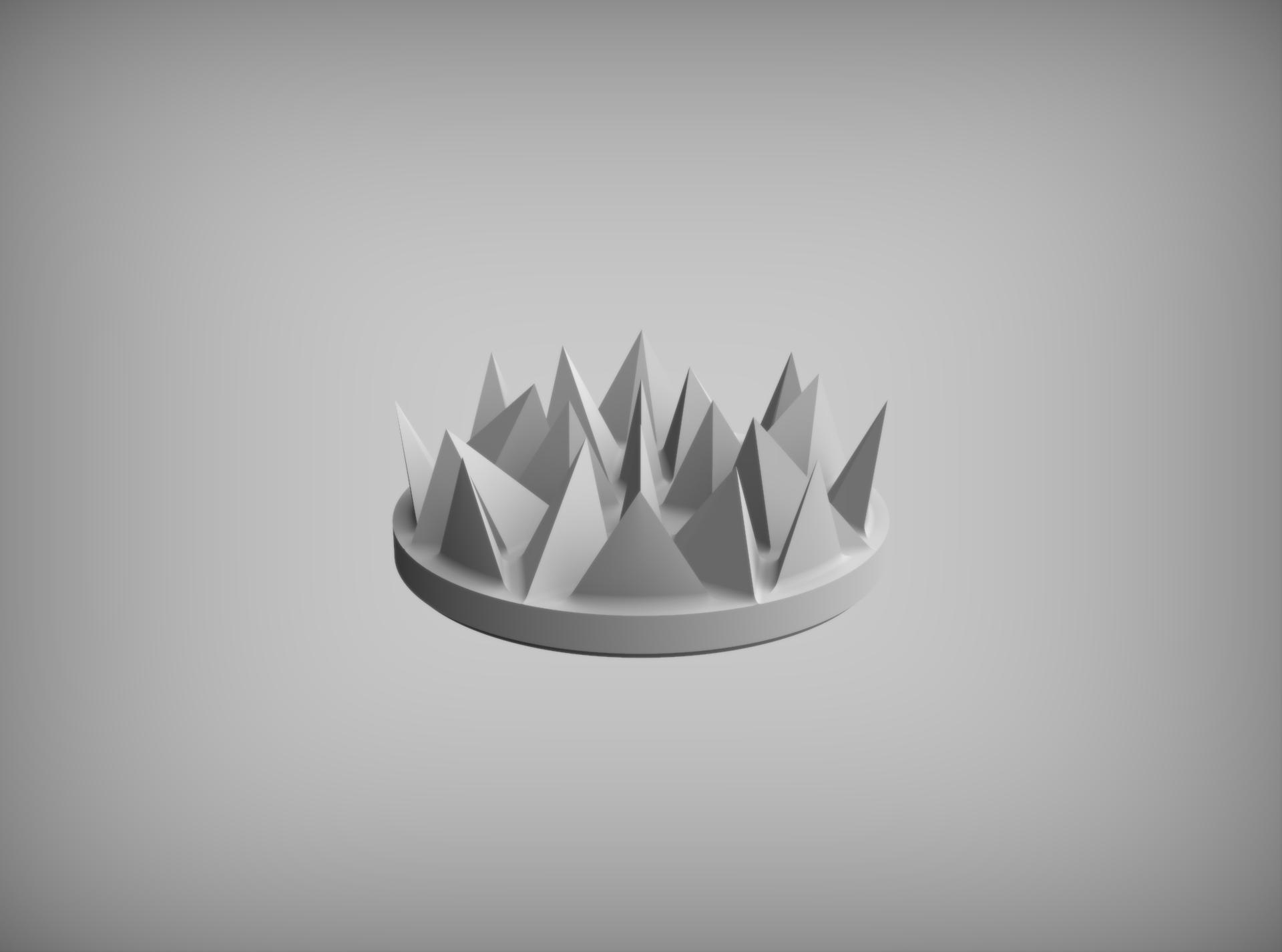 Сделать 3D модель массажного элемента формат STP/UG фото f_6795d28f0d862e71.jpg