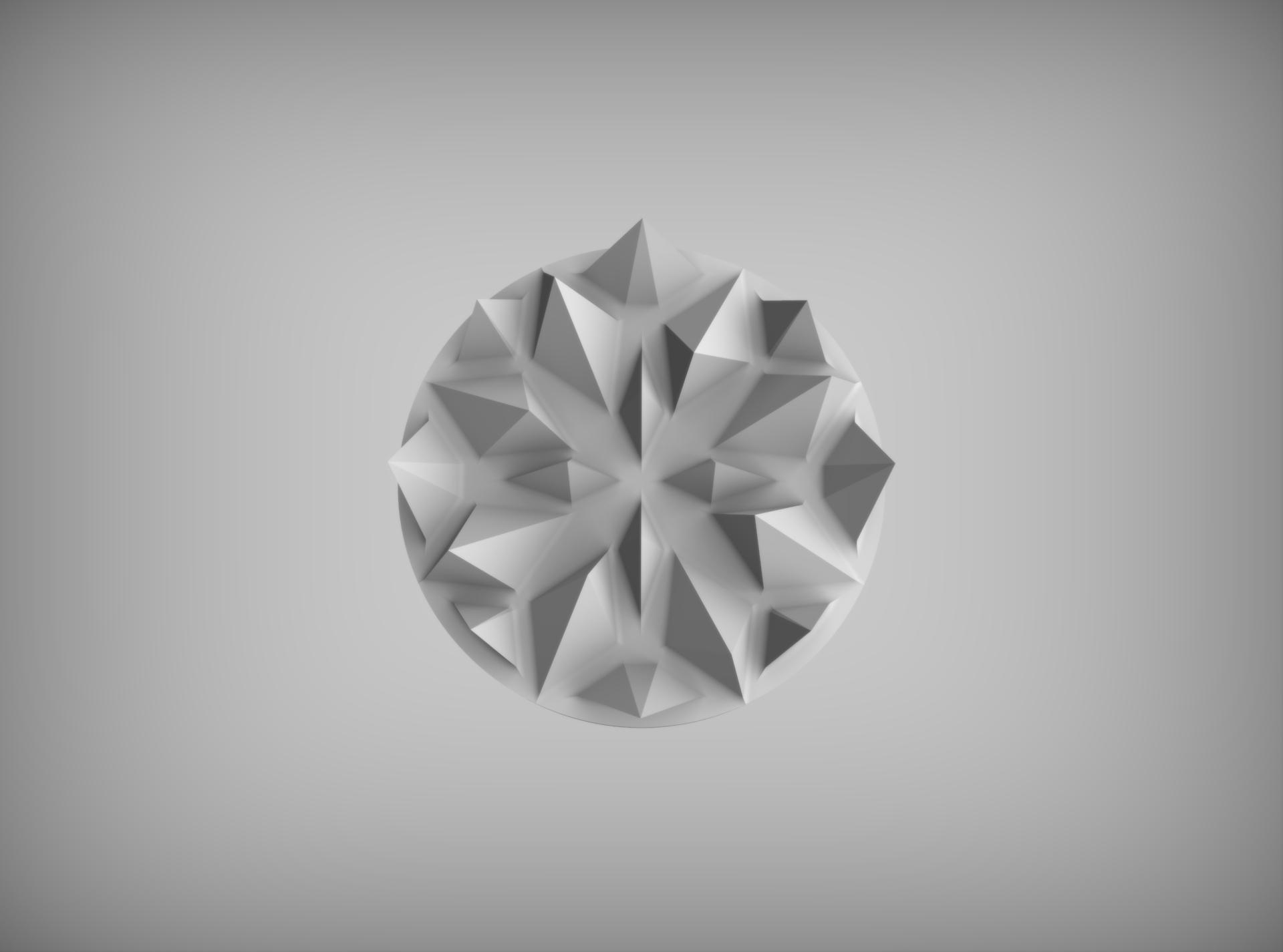 Сделать 3D модель массажного элемента формат STP/UG фото f_9975d28f0cc51898.jpg