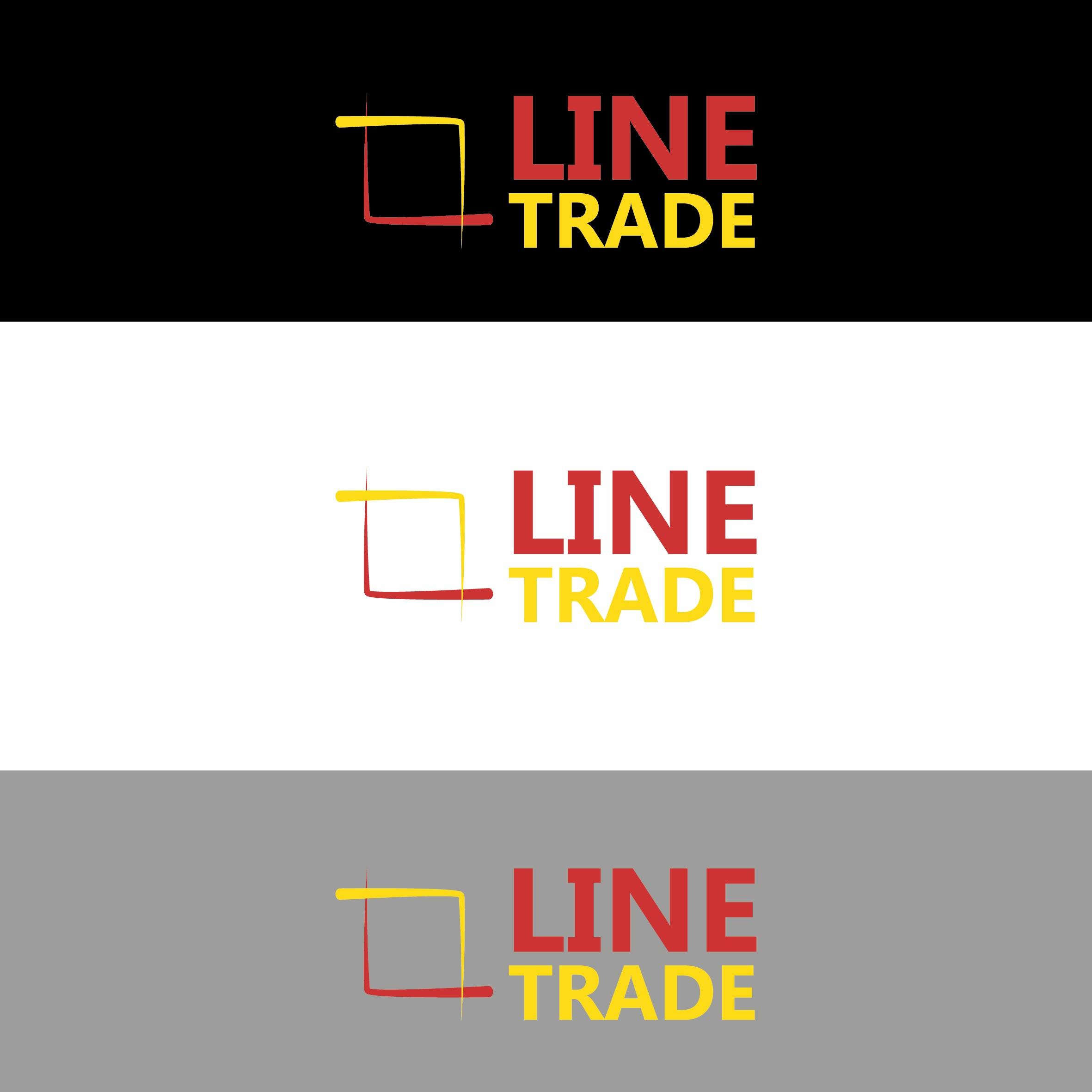 Разработка логотипа компании Line Trade фото f_00350f7ecd6c6837.jpg