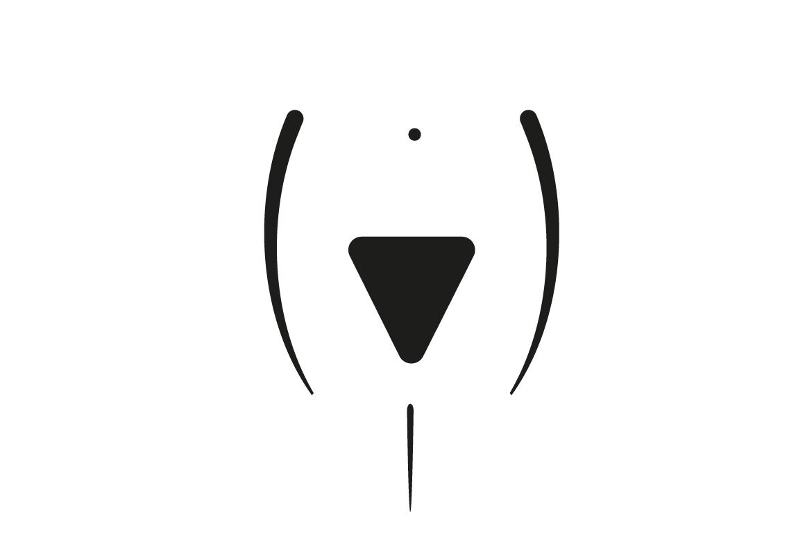 """Логотип для продюсерского центра """"Обнажённый бизнес"""" фото f_2345b9c196a4bb9f.jpg"""