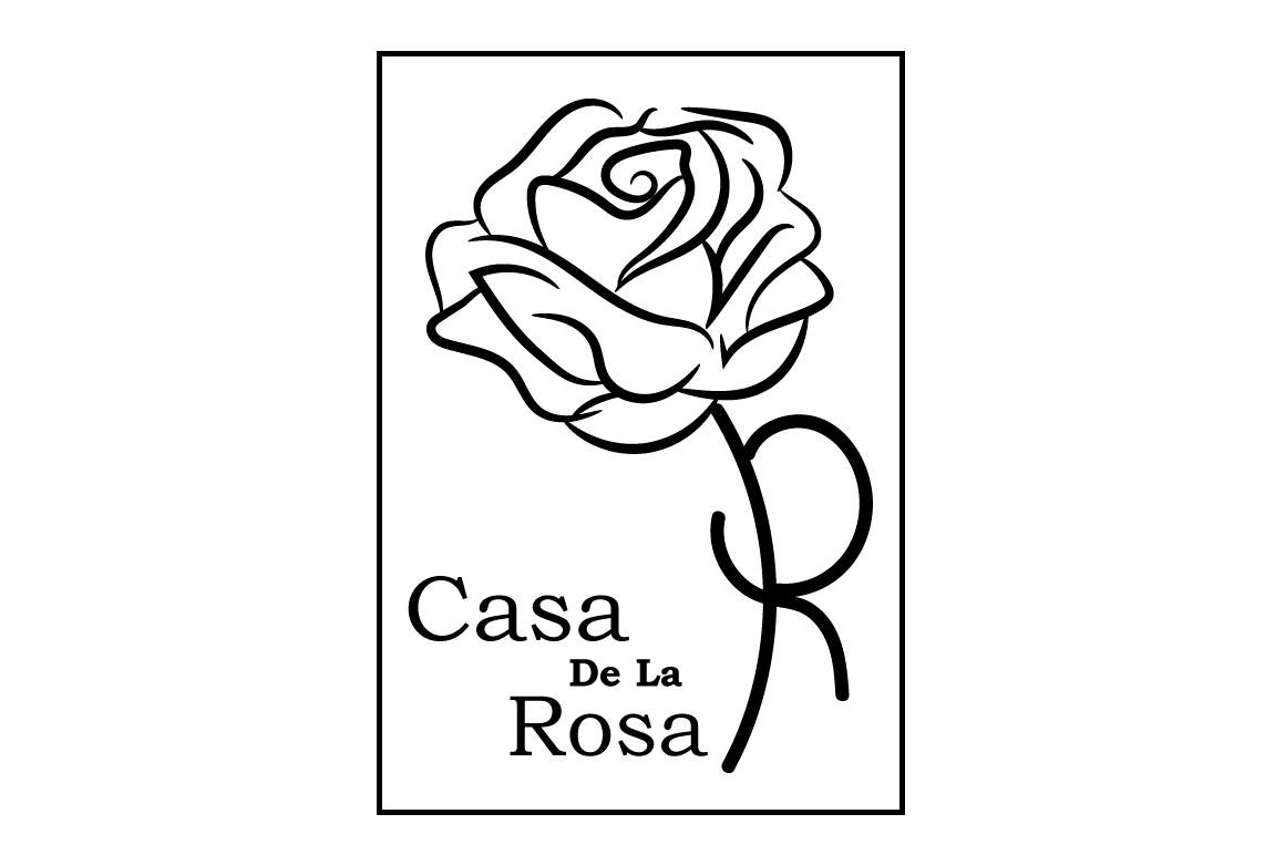 Логотип + Фирменный знак для элитного поселка Casa De La Rosa фото f_2755cd5a20ec5828.jpg