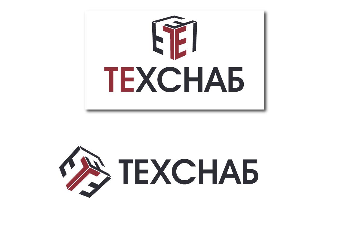 Разработка логотипа и фирм. стиля компании  ТЕХСНАБ фото f_4055b1b01afe57c8.jpg