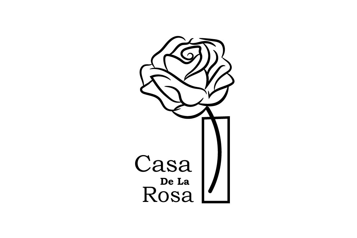 Логотип + Фирменный знак для элитного поселка Casa De La Rosa фото f_5585cd5a22280512.jpg