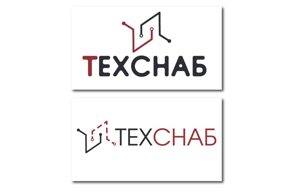Разработка логотипа и фирм. стиля компании  ТЕХСНАБ фото f_8355b1afb9b58591.jpg