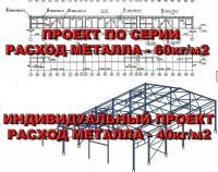 Проекты магазинов и складов