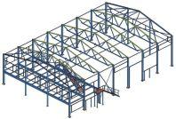 Проект склада в М.О. КМ и КМД (по фрилансу)