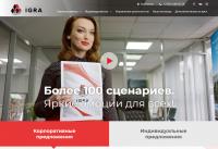 """Разработка сайта """"Project IGRA"""""""