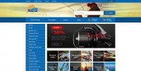 Интернет магазин по продаже рыболовной атрибутики Royal Fishing, Yii2