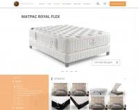 Дизайн интернет-магазина по продаже мебели Эдем