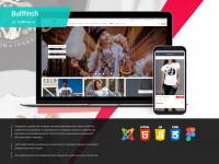 Интернет-магазин дизайнерских принтов Bullfinch