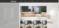 Интернет-магазин «Furman» по дизайнерским макетам. CMS Joomla 3.
