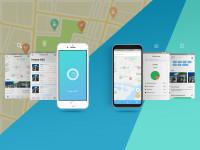 Web, iOS и Android приложение Контроль АЗС