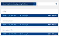 Модуль компонента JS Jobs